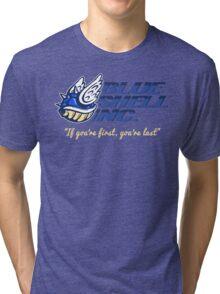 Blue Shell Inc. (no distressing) Tri-blend T-Shirt