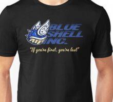 Blue Shell Inc. (no distressing) Unisex T-Shirt