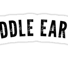 Middle Earth Shirt Sticker