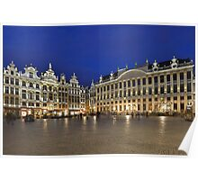 Grand Place Poster