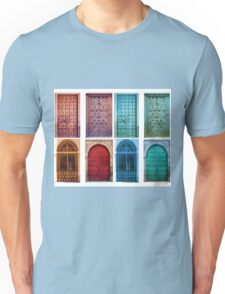 Vintage doors Unisex T-Shirt