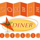 Zombie diner by Emma Harckham