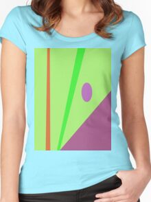 Spring Opening Women's Fitted Scoop T-Shirt
