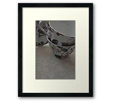 Peony Love II Framed Print