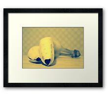 Banana Games Framed Print
