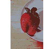 Strawberry Days Photographic Print