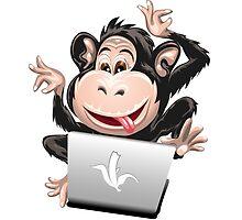 IT Monkey by Gertot1967