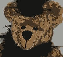 Beary Happy by BirgitHM