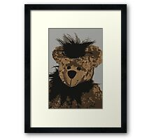 Beary Happy Framed Print