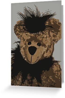 Beary Happy by BirgitHM