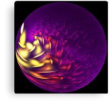 Orbital Nest Canvas Print