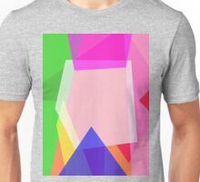 Minimalism Contrast Unisex T-Shirt