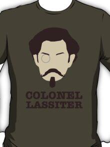 Psych - Colonel Carlton Lassiter: Civil War Buff T-Shirt