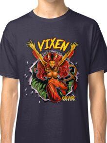SheVibe Vixen Logo Classic T-Shirt
