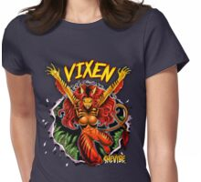SheVibe Vixen Logo Womens Fitted T-Shirt