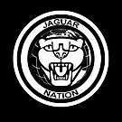 JAGuar Nation Art work by Lumumba Brown