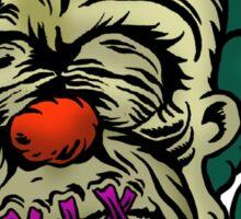 Shrunken Krusty Sticker