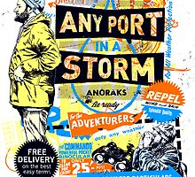 ANY PORT IN A STORM by casualco