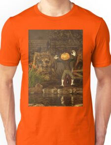 Jack Pumpkin-For-A-Head Unisex T-Shirt