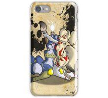 Okami plus Krystal iPhone Case/Skin