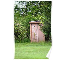 Outhouse?? Poster