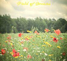 Field Of Dreams  by Nicola  Pearson