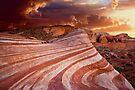 The Fire Wave by Wojciech Dabrowski
