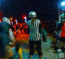 Night at the Roller Derby by PictureNZ