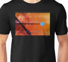 Goodbye Blue Sky - Conspiracy Realist remix Unisex T-Shirt