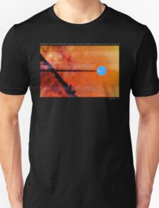 Goodbye Blue Sky - Conspiracy Realist remix T-Shirt