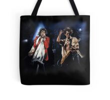 Keith and Mick Tote Bag