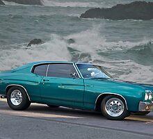 1970 Chevrolet Chevelle by DaveKoontz