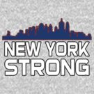 New York Strong by Alsvisions
