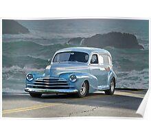 1947 Chevrolet Delivery Sedan Poster