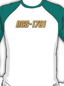 NCC-1701 Star Trek T-Shirt