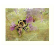 The Beauty of Nature At Work Art Print