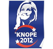 Leslie Knope for City Council Poster
