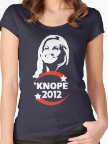 Leslie Knope for City Council Women's Fitted Scoop T-Shirt