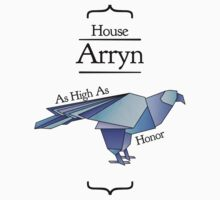 House Arryn - Stained Glass by Jack Howse