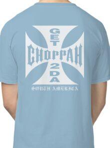 GET 2 DA CHOPPAH (White) Classic T-Shirt
