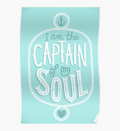Captain Poster