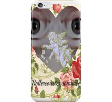 rollercoaster romance iPhone Case/Skin