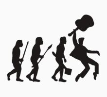 EVOLUTION OF ROCK by ralphyboy