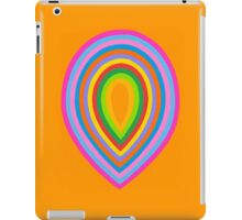 Concentric 7 iPad Case/Skin