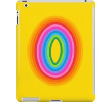 Concentric 9 iPad Case/Skin