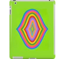 Concentric 11 iPad Case/Skin