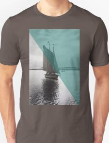 Vintage New England Sailor Unisex T-Shirt
