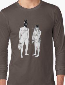 Death Grips The Money Store  Long Sleeve T-Shirt