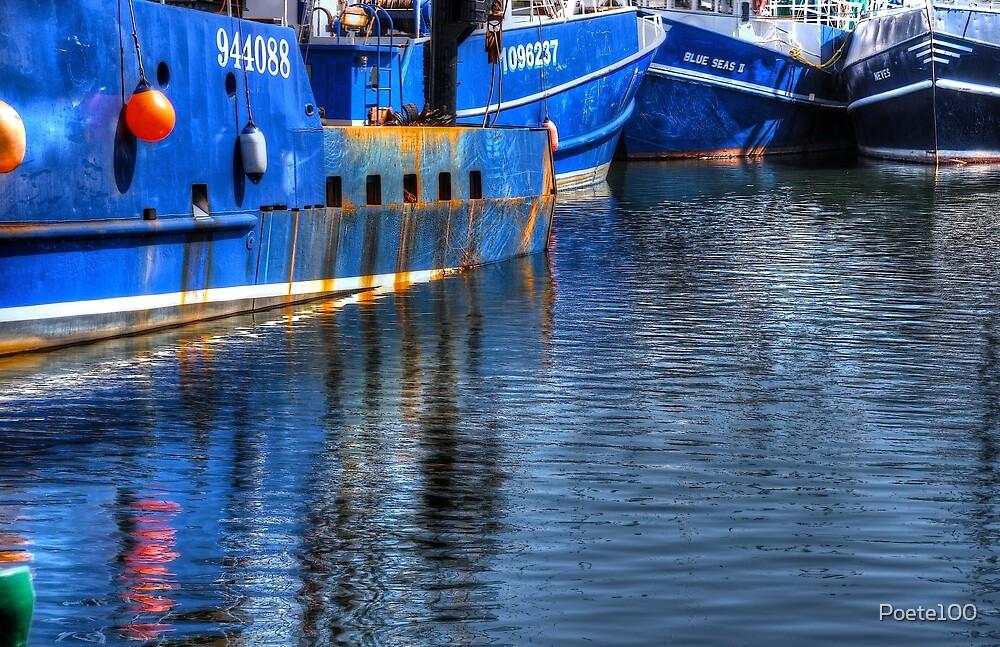 Blue Seas by Poete100