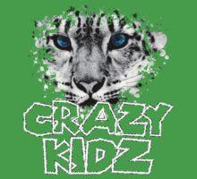 Leopard - Crazy Kids Kids Clothes
